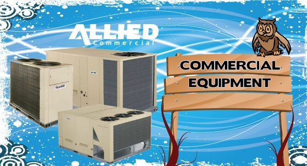 Commercial Equipment Main Image ALLIED Commercial Products and more.