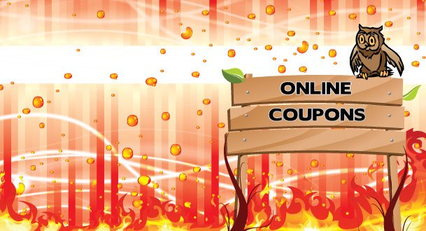 Online Coupons Main Image