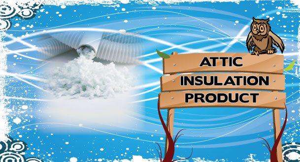 Attic Insulation Product Main Image