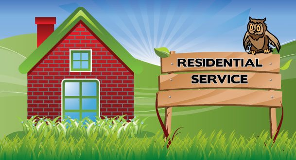 Residential Service Main Image