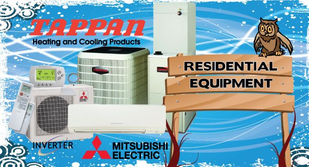 Tappan Heating and Cooling Products, Inverter, Mitsubishi Electric, and more!